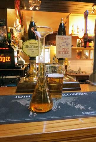 beer flow meters