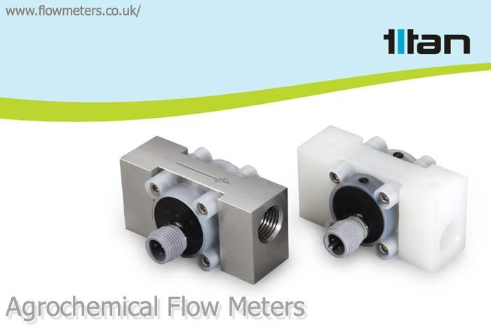 agrochemical flowmeters
