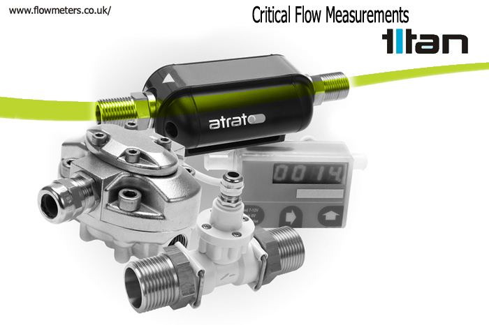 critical flow measurement and flow meters/sensor for critical applications