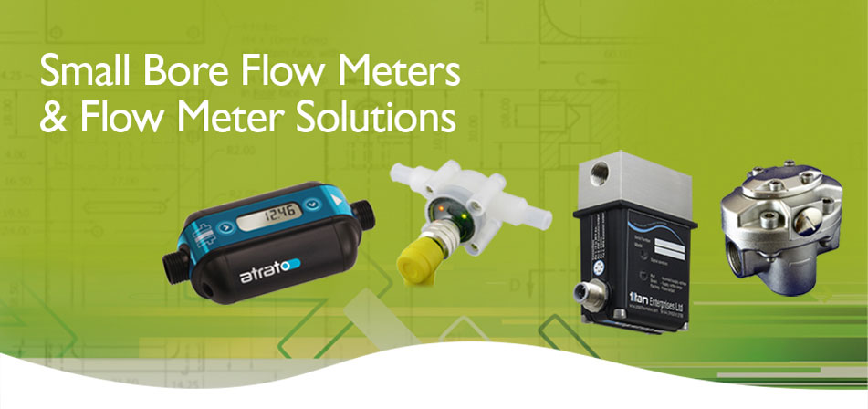 small bore low flow sensors and low flow sensor solutions - oval gear, turbine, ultrasonic and instrumentation