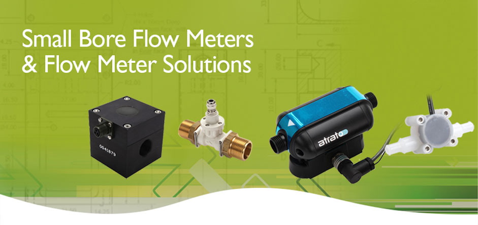 small bore low flow meters & fluid low flow measurement