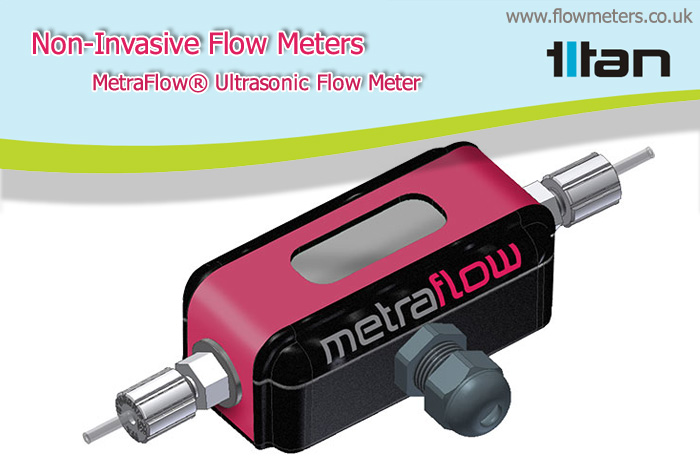 non-invasive flow meters