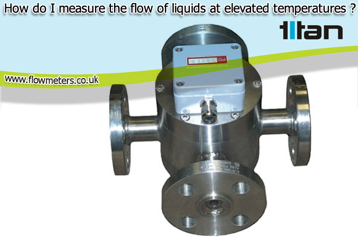 high temperature flow meters