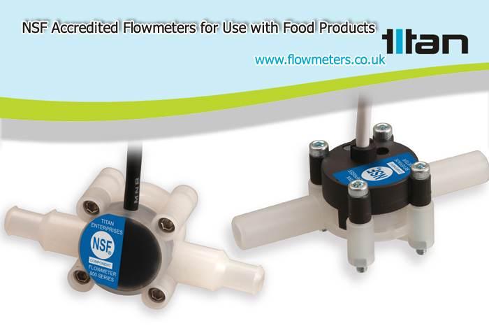 nsf flow meters