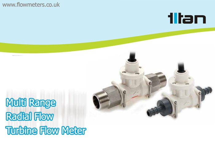 multi range turbine flow meters
