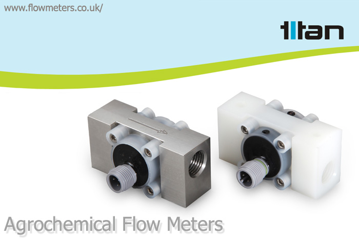 agrochemical flowmeters