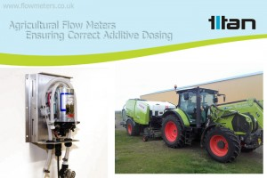 farming flow meters & system