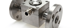 Flanged OG4 Oval Gear Flow Meter