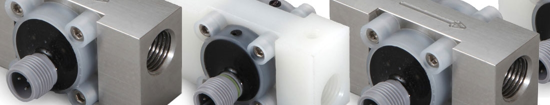 900 Series Turbine Flow Meters