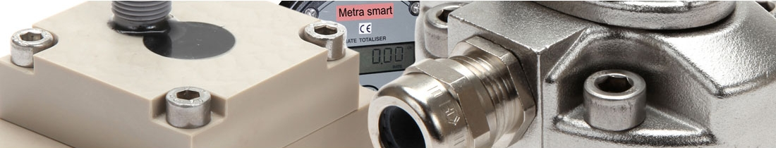 OG3 Oval Geared Flow Meters