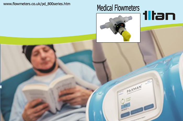 medical and surgical flow meters