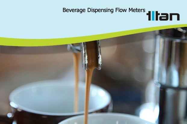 beverage dispensing flow meters/sensors