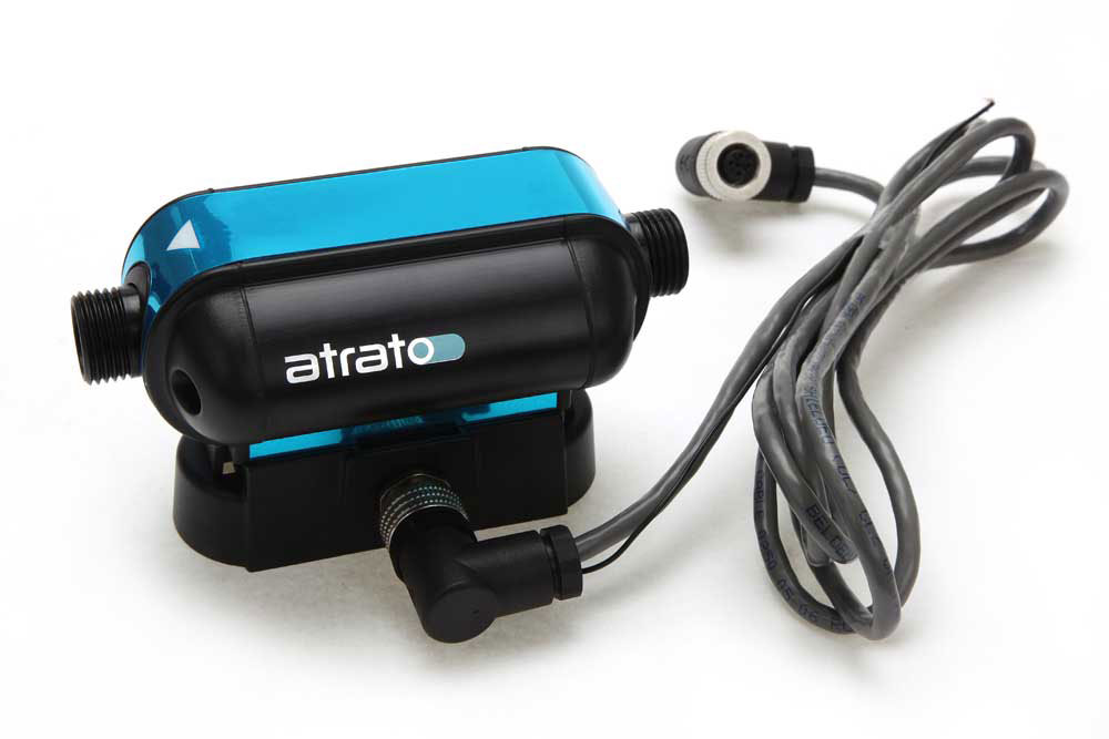 atrato ultrasonic flow meters & sensors