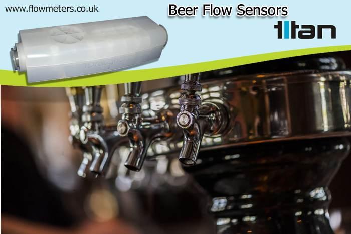 beer flow sensors