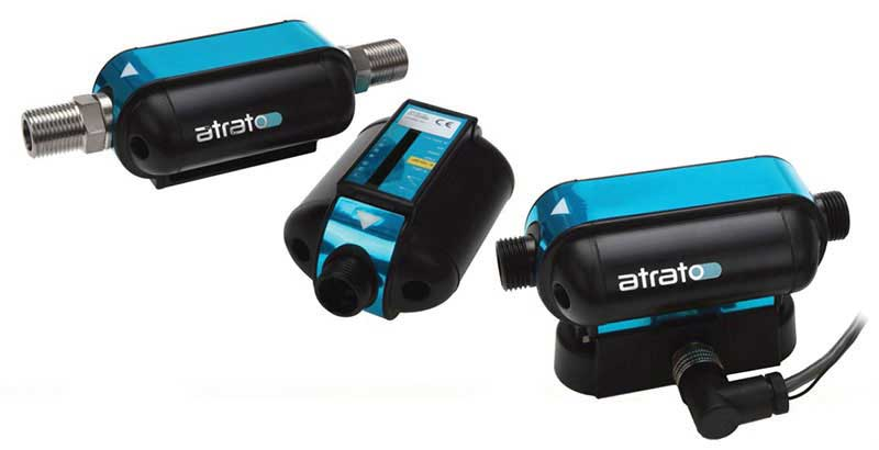 flow meters for lab experiments and pilot plant