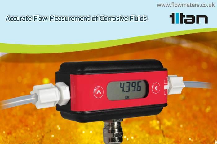 Accurate Flow Measurement of Corrosive Fluids
