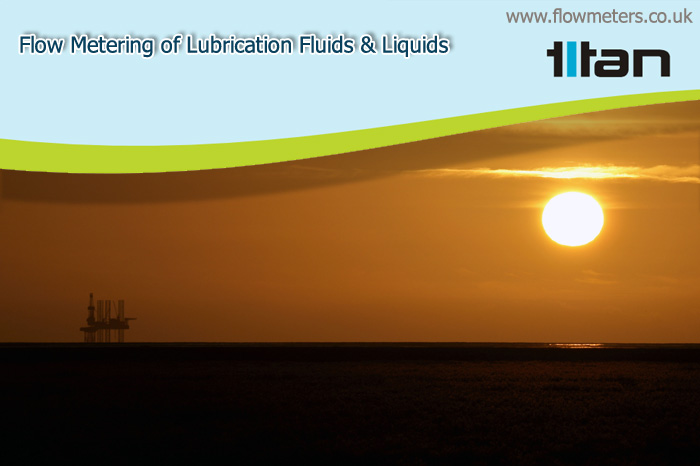 flow metering of lubrication fluids & liquids