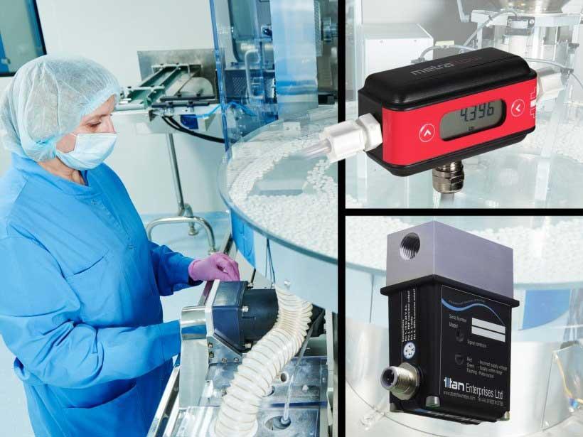 flow meters optimised for applications