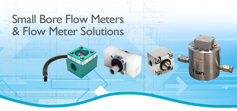 small bore low flow meters nsf approved