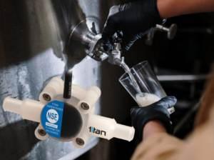 beverage flow meters