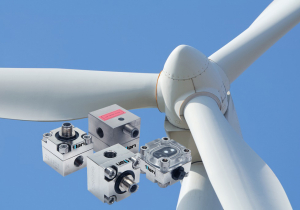 wind turbine flow meters